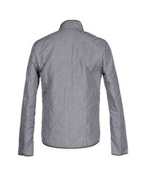 2easy Project By 2i's - Gray Jacket for Men - Lyst