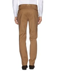 Incotex Multicolor Casual Trouser for men