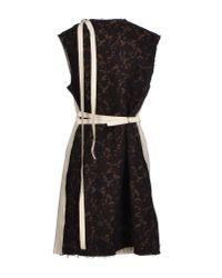 Yang Li - White Short Dress - Lyst