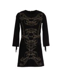 Isabel Marant   Black Short Dress   Lyst