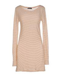 Soallure - Orange Sweater - Lyst