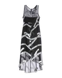 Marc By Marc Jacobs | Black Knee-length Dress | Lyst