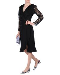 Altuzarra | Black Knee-length Dress | Lyst