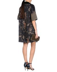I'm Isola Marras - Green Short Dress - Lyst