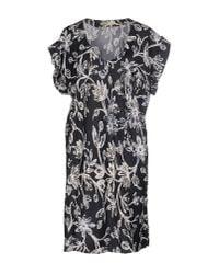 Balenciaga   Black Iris Tunic Dress   Lyst