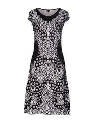 ESCADA Black Knee-length Dress