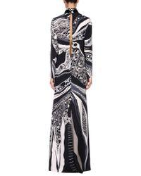 Emilio Pucci Black Long Dress