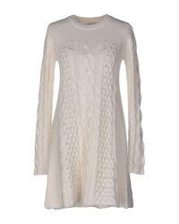 Paul & Joe | White Short Dress | Lyst
