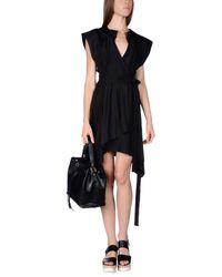 Isabel Marant Brown Knee-length Dress