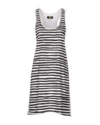 HTC Black Short Dress