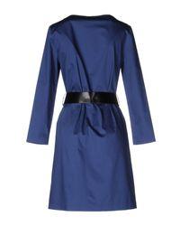 Love Moschino Blue Short Dress