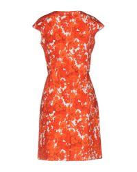 Weekend by Maxmara   Red Knee-length Dress   Lyst