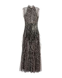 Just Cavalli Black Long Dress