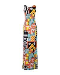 KTZ - Yellow Long Dress - Lyst