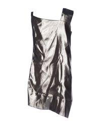 Roland Mouret Multicolor Short Dress