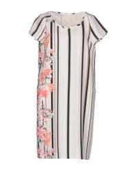 Weekend by Maxmara | White Knee-length Dress | Lyst