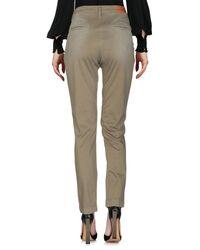 Silvian Heach Green Casual Pants