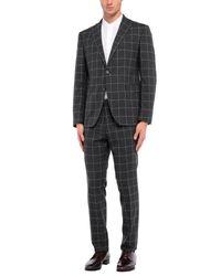 Tagliatore Anzug in Multicolor für Herren