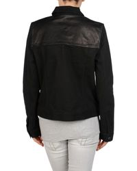 T By Alexander Wang Black Jacket