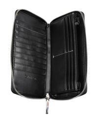 Calvin Klein Black Brieftasche