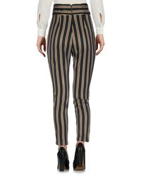 Elisabetta Franchi Black Casual Pants