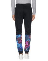Bikkembergs Black Casual Trouser for men