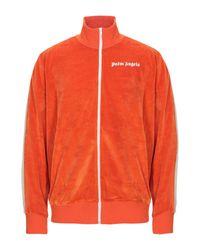 Palm Angels Sweatshirt in Orange für Herren