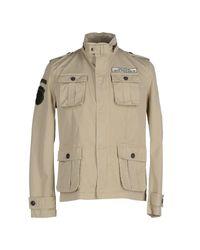 Brian Dales Natural Jacket for men