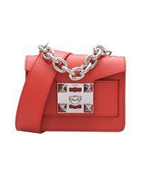 Salar Red Handbag
