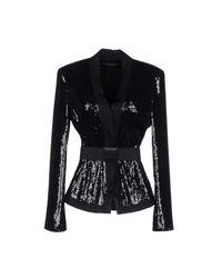 Donna Karan - Black Blazers - Lyst