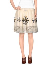 Sea Natural Knee Length Skirt
