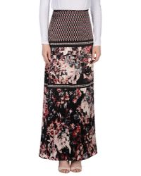 Liu Jo | Red Long Skirt | Lyst