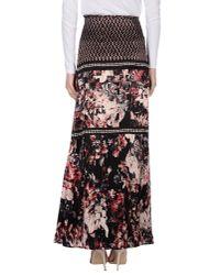 Liu Jo - Multicolor Long Skirt - Lyst