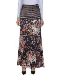 Liu Jo | Multicolor Long Skirt | Lyst