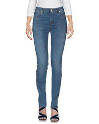 Pantalon en jean Jeckerson en coloris Blue