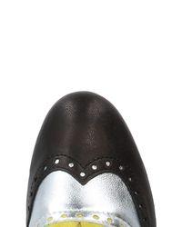 Pollini Black Loafer
