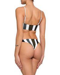 Slip mare di Mikoh Swimwear in White