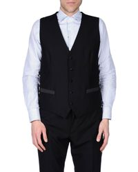 Dolce & Gabbana Black Suit for men