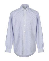 Chemise Brooks Brothers pour homme en coloris Blue