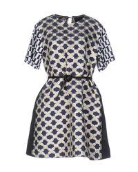 Collection Privée Blue Short Dress