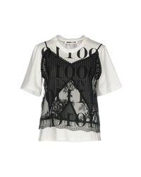 T-shirt McQ Alexander McQueen en coloris White