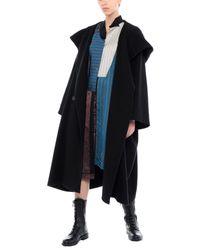 Yohji Yamamoto Black Coat