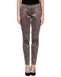 Caractere | Natural Casual Trouser | Lyst