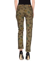 Macchia J Green Casual Pants