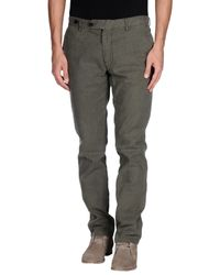 Red 5 Gray Casual Trouser for men