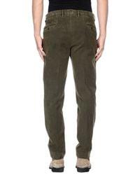 L.b.m. 1911 Green Casual Pants for men