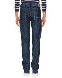 Pantalones vaqueros Care Label de hombre de color Blue