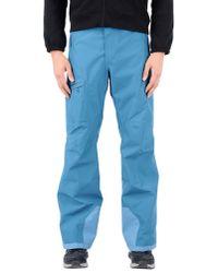 Patagonia - Blue Ski Trousers for Men - Lyst