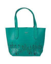 Tosca Blu Green Handbag
