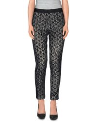 Marc By Marc Jacobs | Black Casual Pants | Lyst